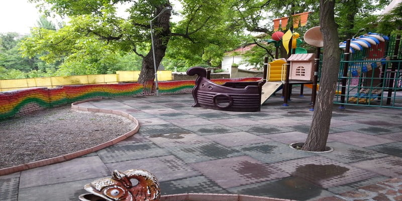 پارک جنگلی بهمن طرقبه