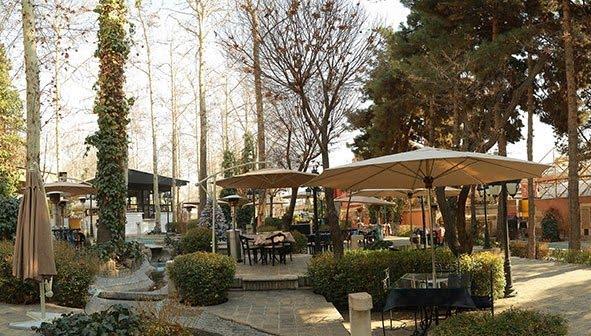 کافه رستوران پرانیک تهران