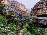 مقدمه ثبت جهانی دره شیرز کوهدشت انجام شد