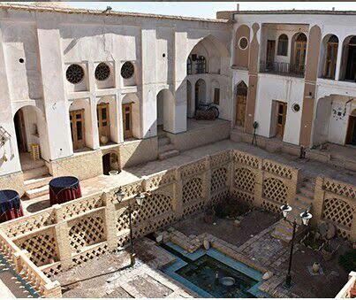 اقامتگاه بومگردی خانه تقوی اصفهان