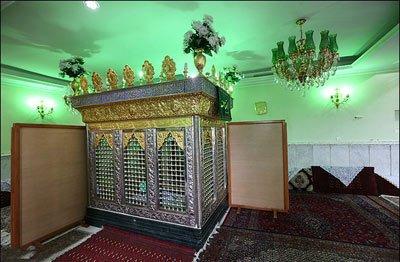 امامزاده مطیب(ع) تهران