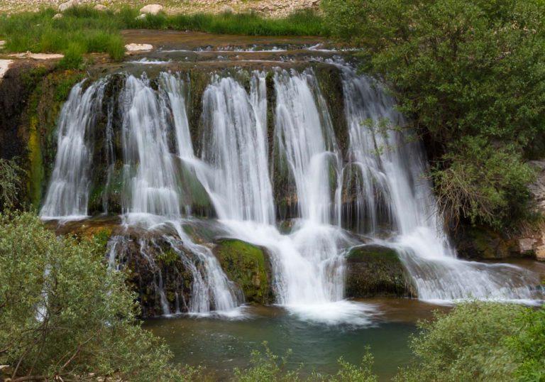 آبشار گریت از جاهای دیدنی خرم آباد