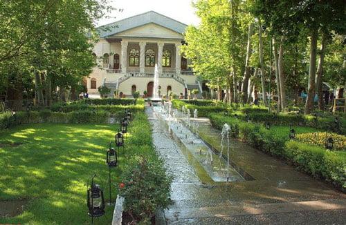 باغ فردوس رمانتیک ترین جاهای تهران برای قرارهای عاشقانه