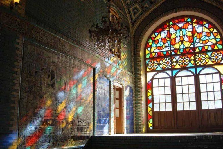جاهای دیدنی کرمانشاه در بهار