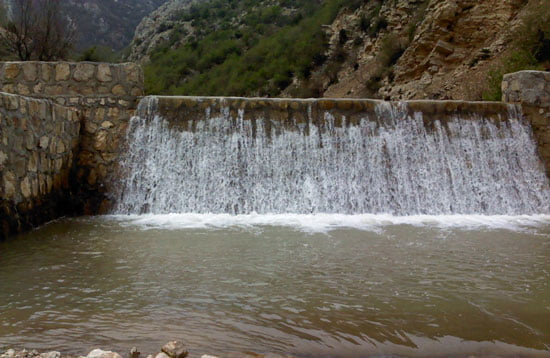 جنگل و آبشار نام نیک جاهای دیدنی سمنان در بهار