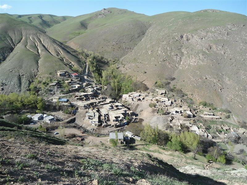 روستای انجلیین خرمدره