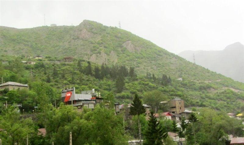 روستای سیاه بیشه