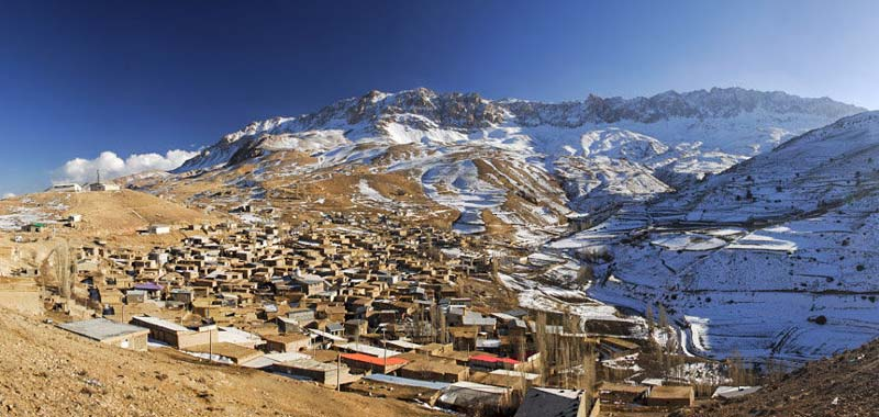 روستای شاهکوه از جاهای دیدنی گرگان جاهای دیدنی گرگان در بهار (20 جاذبه گردشگری گرگان)