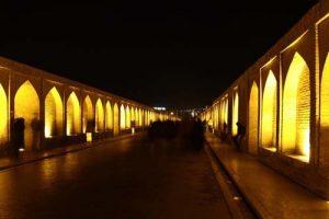 جاهای دیدنی اصفهان در بهار