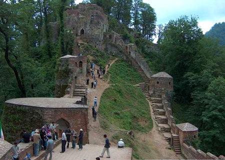قلعه رودخان 100 جاهای دیدنی ایران که قبل از مرگ باید دید