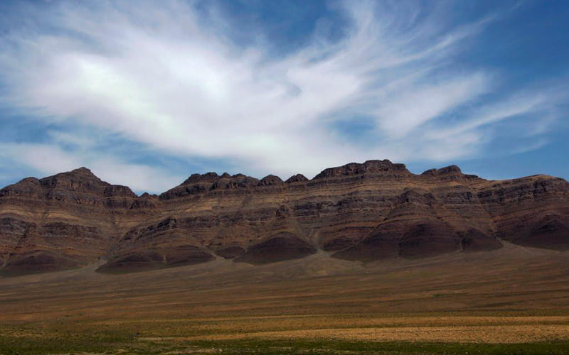 منطقه حفاظت شده هفتاد قله از جاهای دیدنی اراک جاهای دیدنی اراک در بهار
