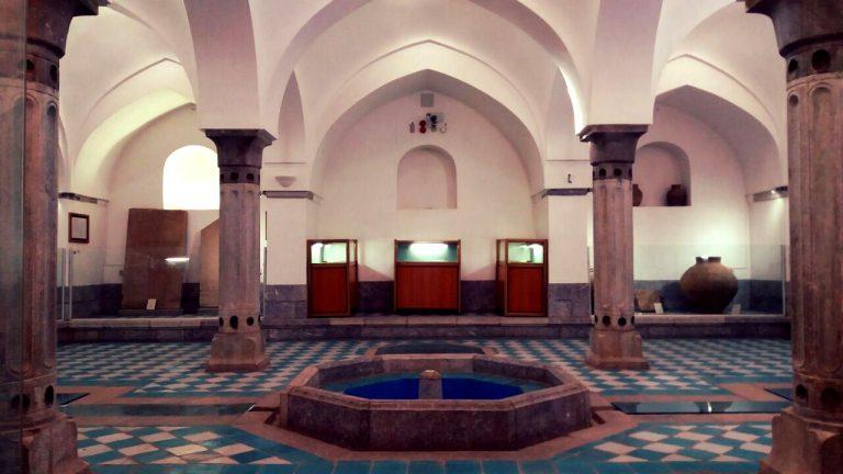 موزه باستانشناسی موزه باستانشناسی (حمام پرهیزکار )