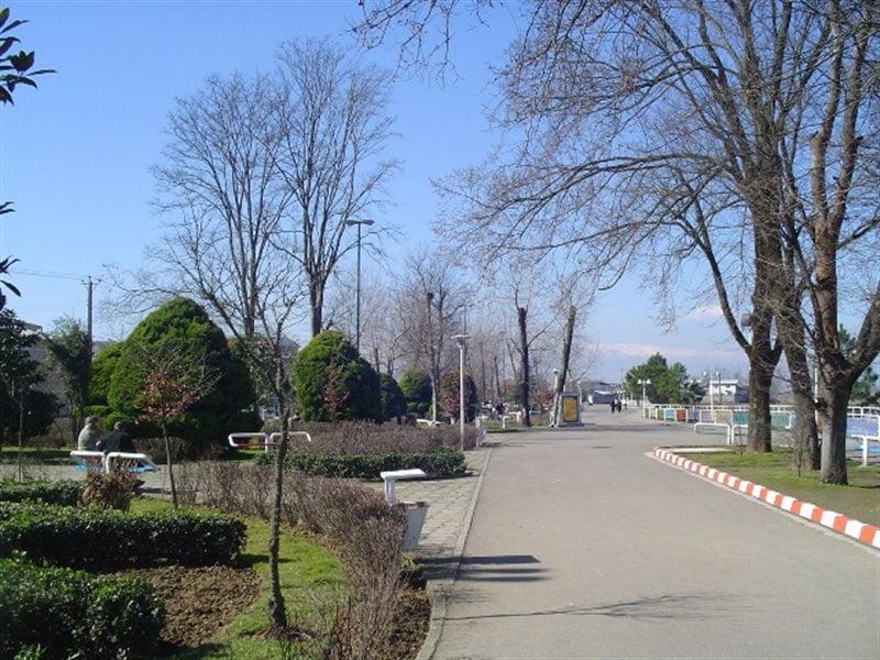 پارک دانشجو رشت