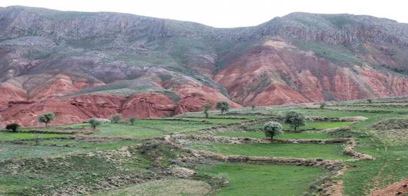 پارک ملی کمتال جاهای دیدنی جلفا در بهار
