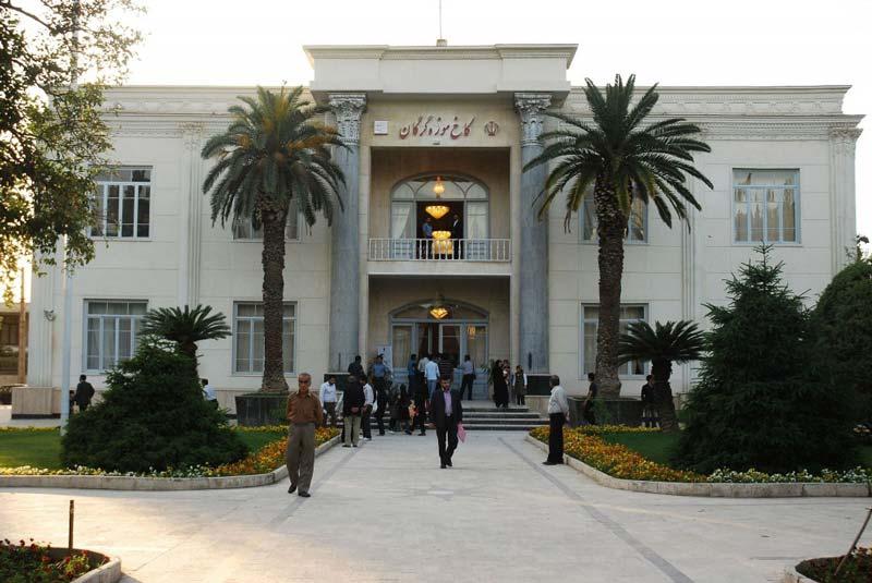 کاخ موزه از جاهای دیدنی گرگان جاهای دیدنی گرگان در بهار (20 جاذبه گردشگری گرگان)