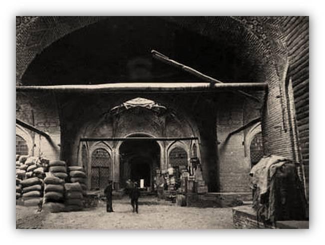 کاروانسرای سعد السلطنه