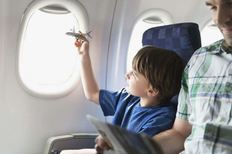 راهنمای سفر با کودکان