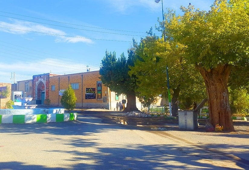 روستای دیزج خلیل