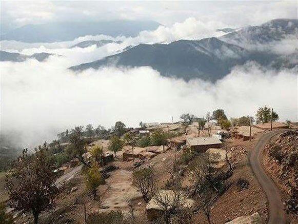 روستای سنگ تراشان خرم آباد