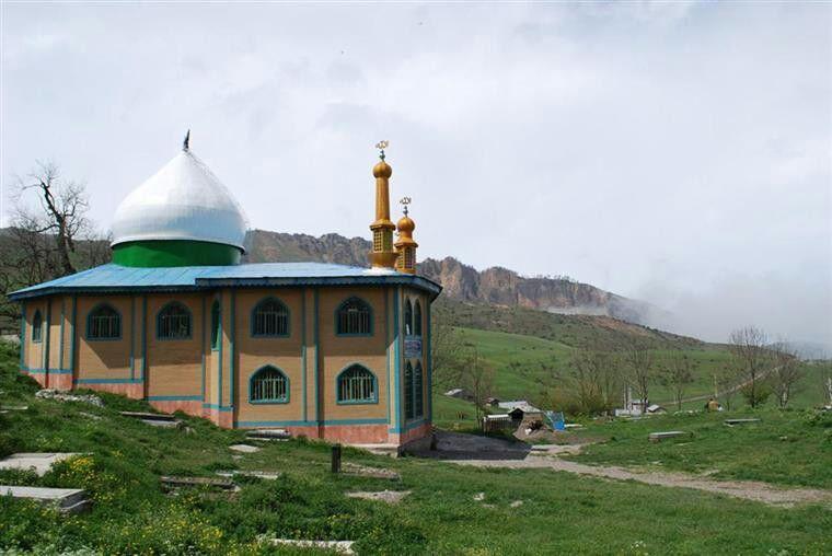 روستای شاه شهیدان رودبار
