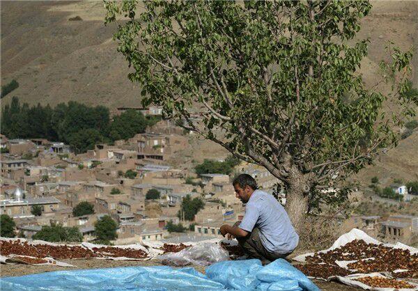 روستای پیربالا مرند