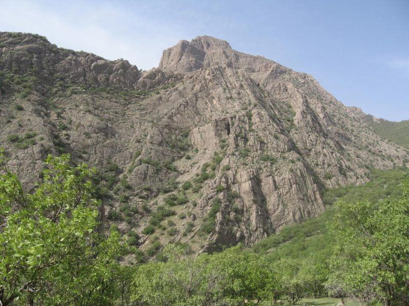 طبیعت باشکوه کوهستان قارون دورود
