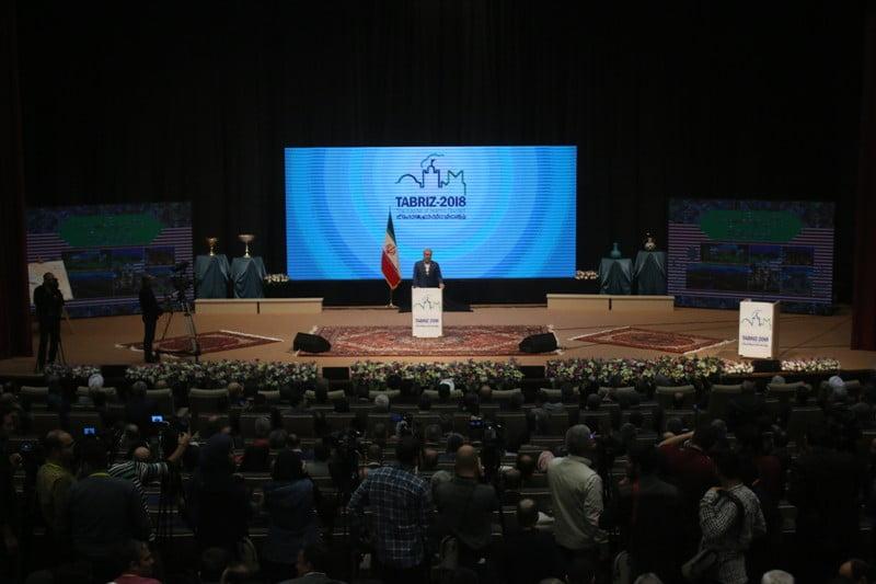 آیسسکو جایزه ویژه ای برای معرفی تبریز 2018 اختصاص داد