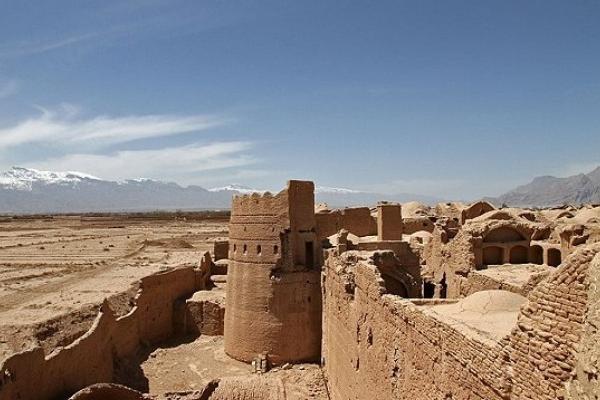بازسازی بافت با ارزش در روستاهای یزد