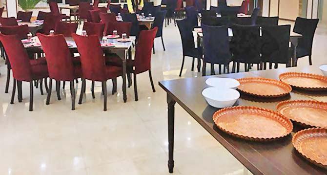 رستوران رز سفید اصفهان