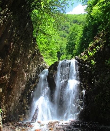 آبشار خلیندره