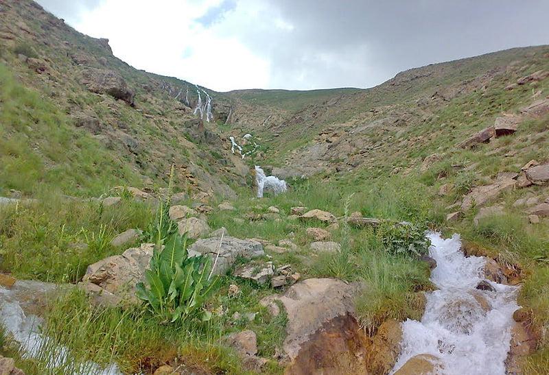آبشار قو