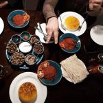 باغ رستوران نیستان رشت