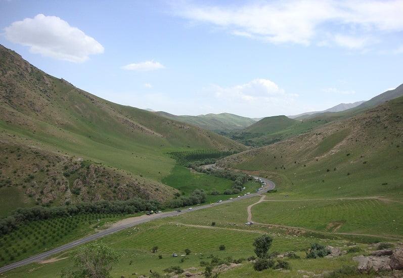 دره ی قاسملو ارومیه