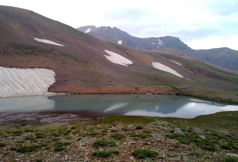 دریاچه حصارچال دریاچه حصارچال