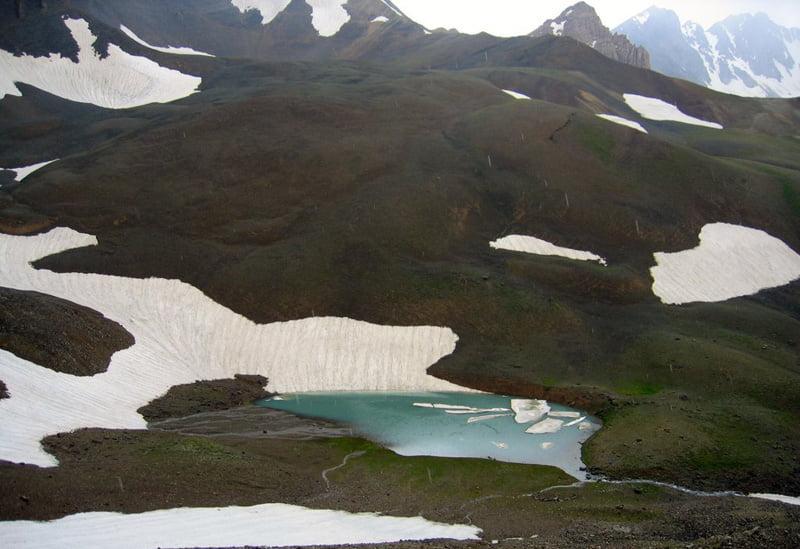 دریاچه حصارچال