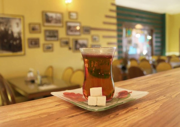 رستوران اروس گرگان  رستوران اروس گرگان