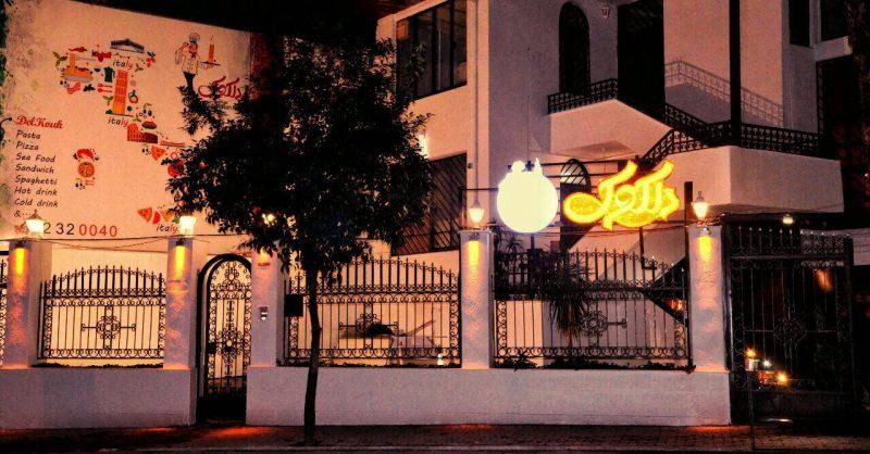 رستوران ایتالیایی دلکوک گرگان