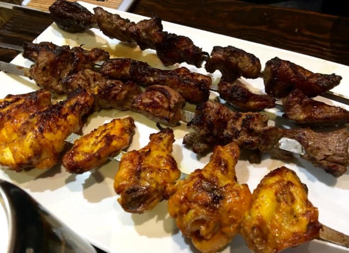 رستوران حاج حسین رشت