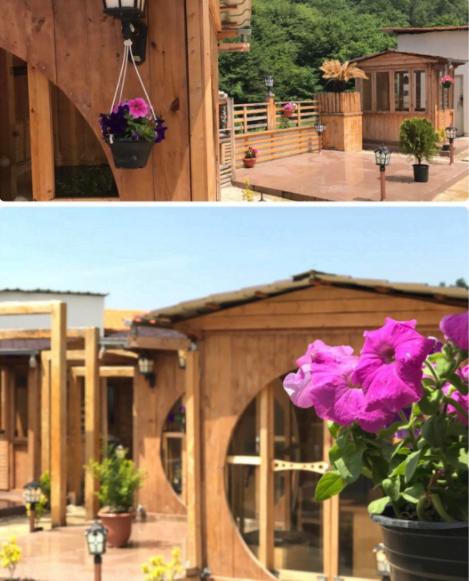رستوران قصر خورشید