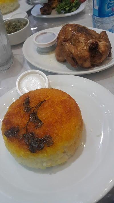 رستوران کاسپین