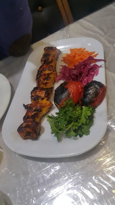 رستوران کاسپین نور