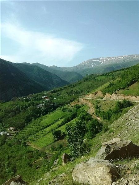 روستای اره چاک اشکورات