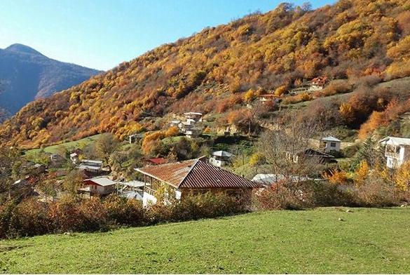 روستای تاویر