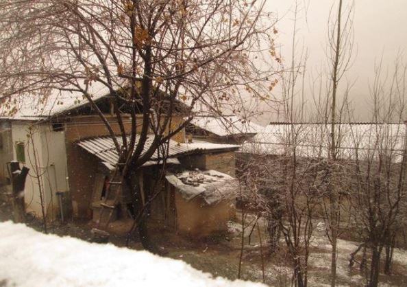 روستای قورچای رامیان