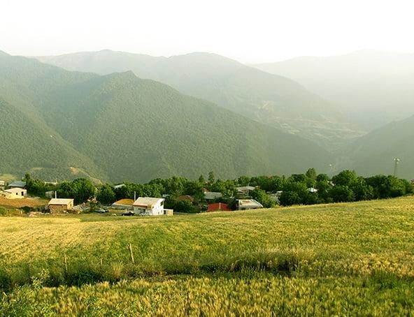 روستای میان رستاق