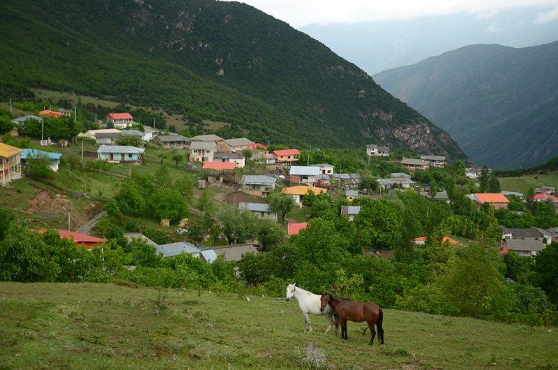 روستای چجا