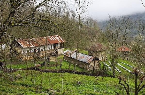 روستای گاوزن محله