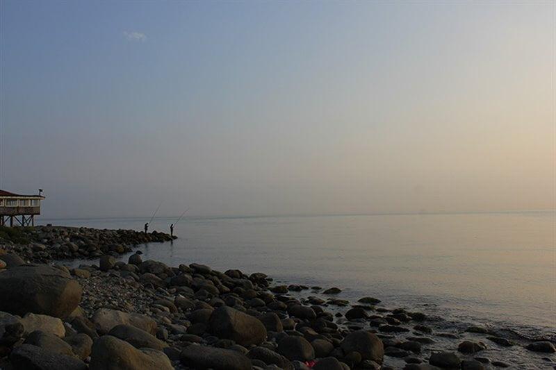 ساحل صدف آستارا