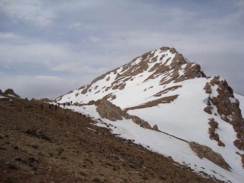 قله ﺧﻴﺮ ﻭ ﻧﺮﻭ