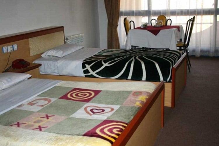 هتل ساحلی بهارستان رشت
